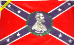 CONFEDERATE (GENERAL LEE) - 5 X 3 FLAG